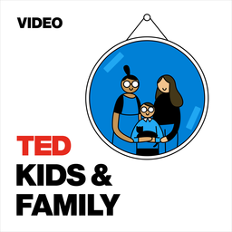 TEDTalks Kids and Family podcast