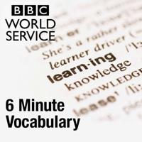 6 Minute Vocabulary podcast
