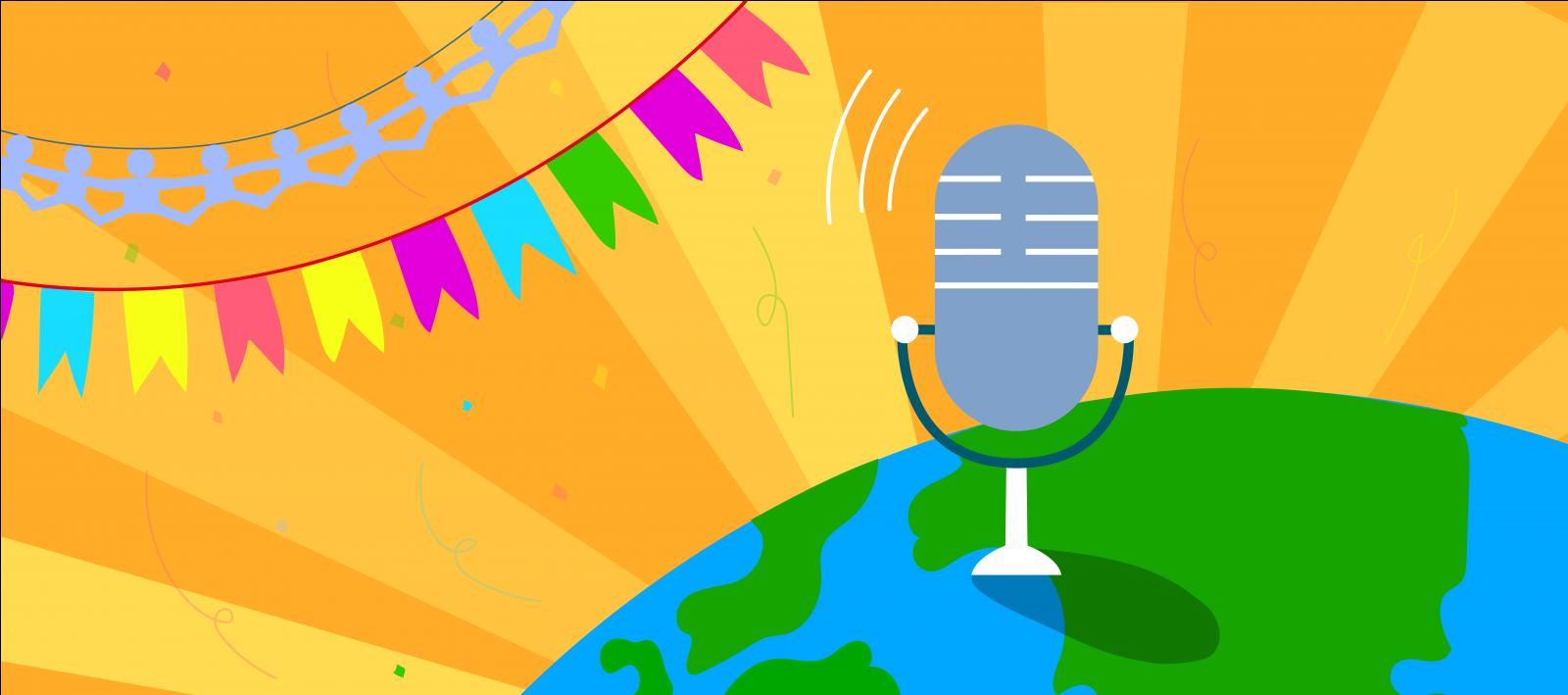 día internacional del podcast