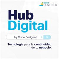 Hub Digital by Cisco Designed podcast