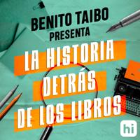 La historia detrás de los libros podcast