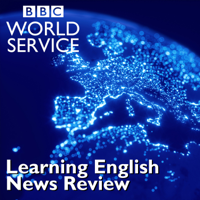 Learning English News Review podcast