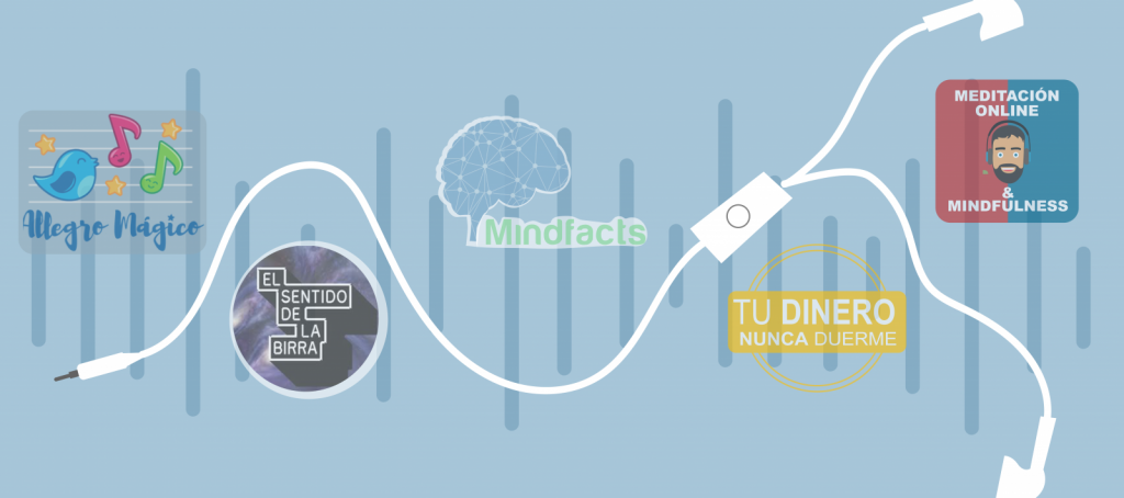 mejores podcasts en español 2021