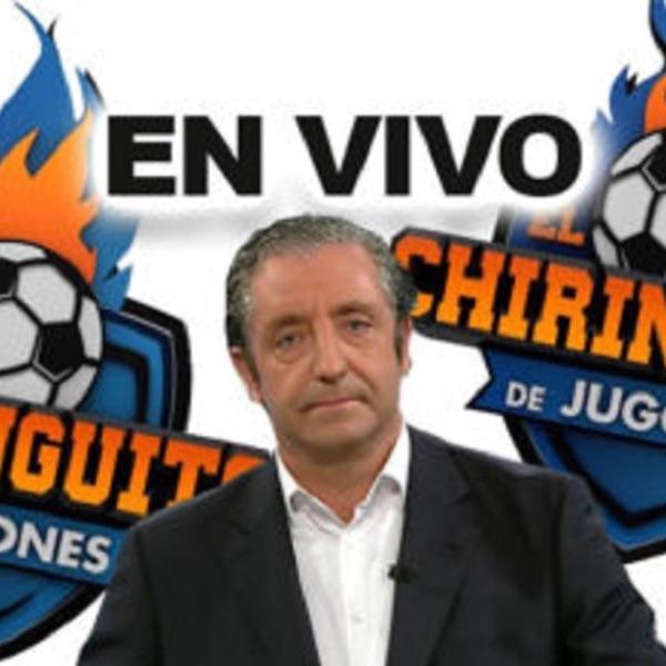 EL CHIRINGUITO DE JUGONES EN VIVO podcast