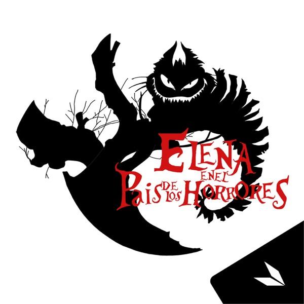 Elena en El País de los Horrores podcast